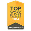Bay Area News Group Top Workplaces 2014